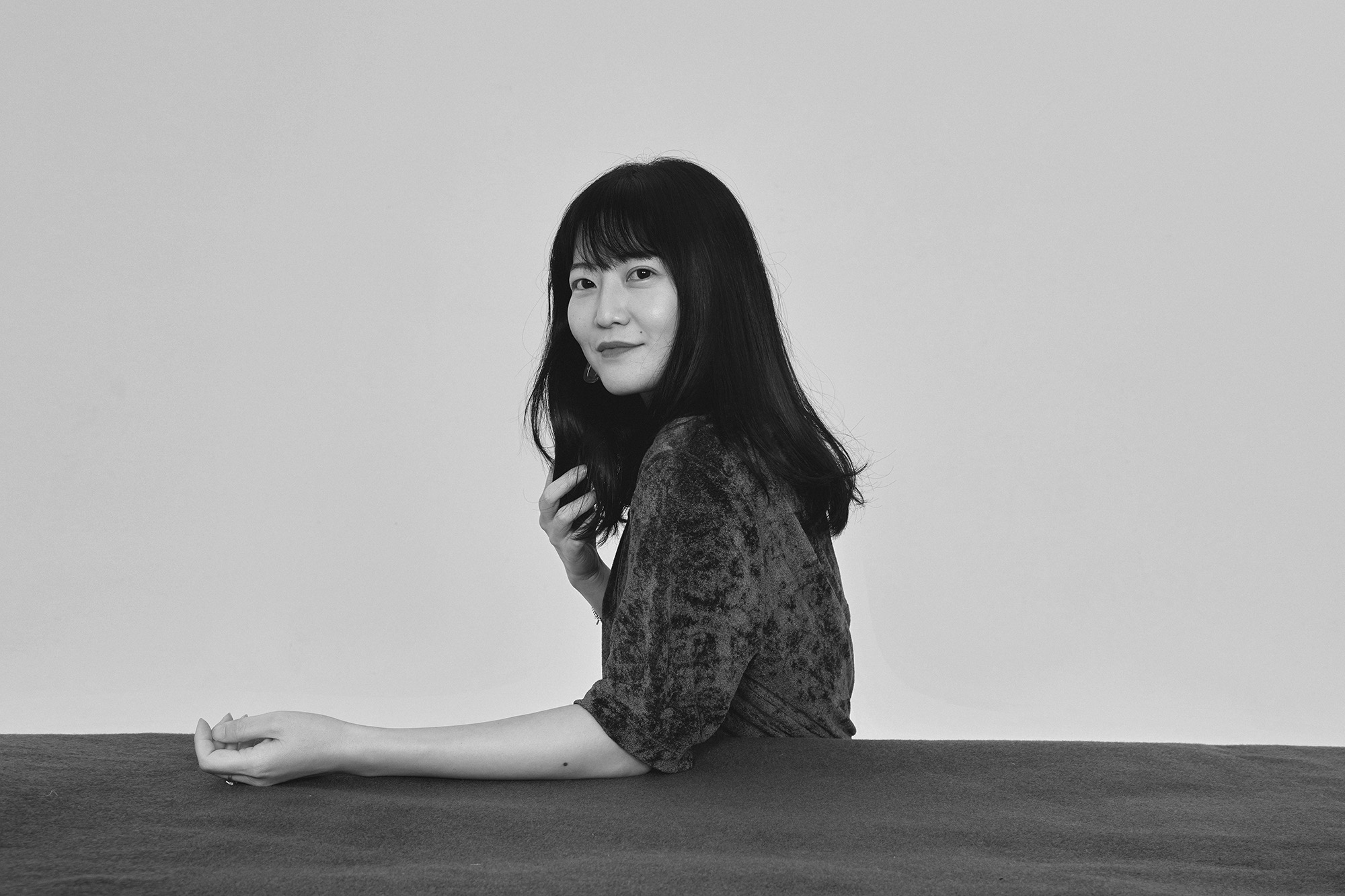 """""""I've never positioned myself as a female photographer per se"""" - Guo Yingguang, photographer & winner of the first Jimei x Arles - Madame Figaro Women Photographers Award"""