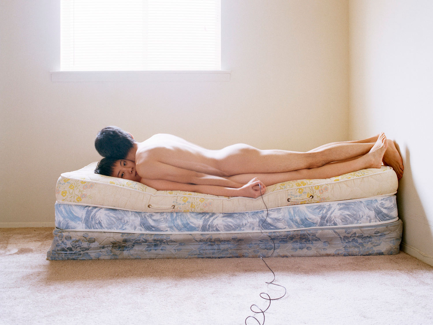Pixy Liao, How to build a relationship with layered meanings , 2008. From the series, Experimental Relationship © Pixy Liao. Courtesy of the artist