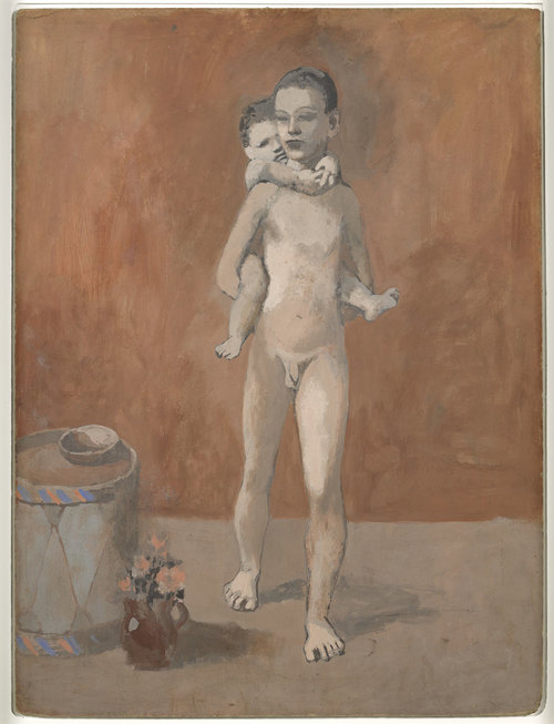 More information on the Picasso - Birth of a Genius exhibition -