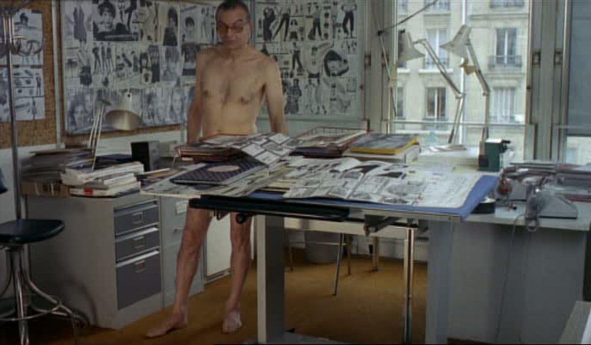 "Screenshot of ""Ulysses"" by Agnes Varda (1982)"