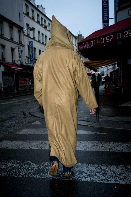 《白夜》,巴黎,冯立