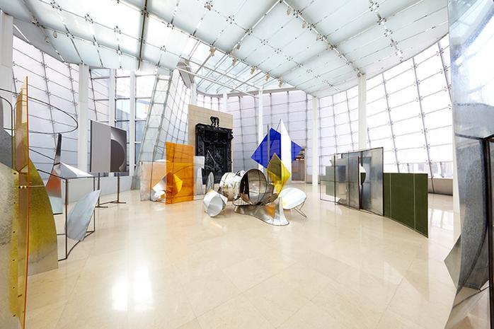 刘韡首尔PLATEAU三星美术馆《Panorama》个展现场,2016