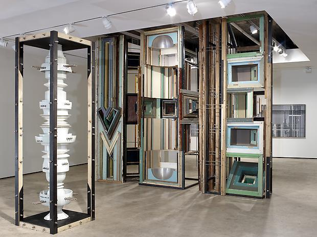 刘韡,Lehmann Maupin画廊个展,纽约,2016