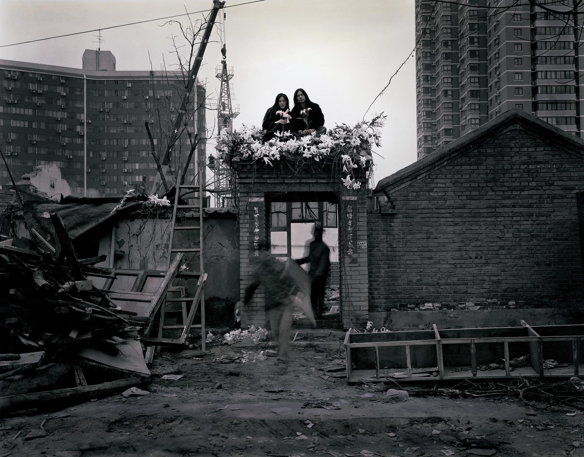 荣荣&映里,《六里屯》系列,2003