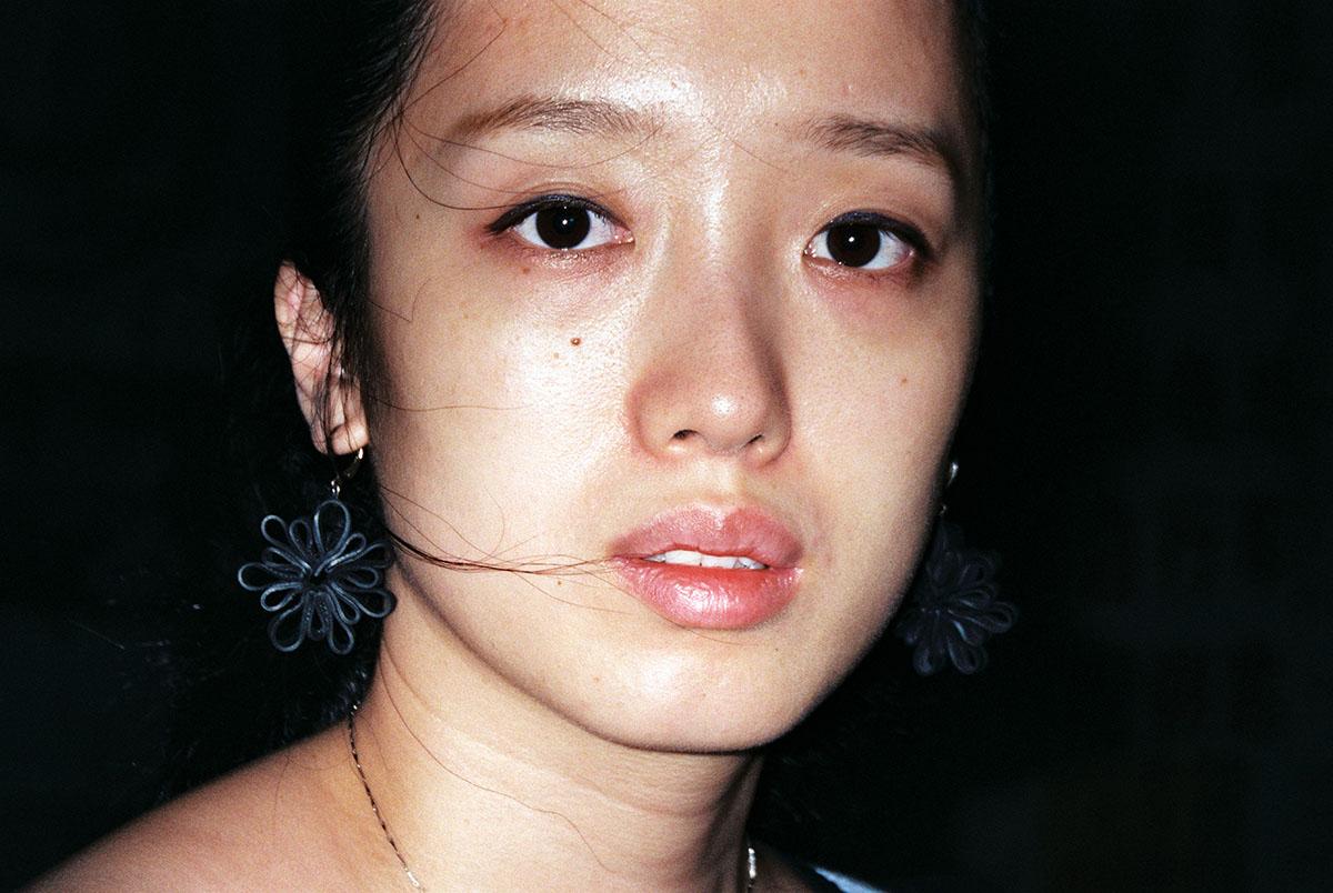 戴建勇,《20130823》,选自《朱凤娟2008-2015》系列,2013年。图片由艺术家提供。