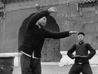 亨利·卡蒂尔·布雷松与中国 -