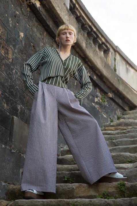 Dawei, collection printemps-été 2018