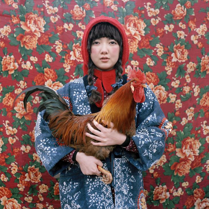 Liu Shuwei, série Childhood Revisited
