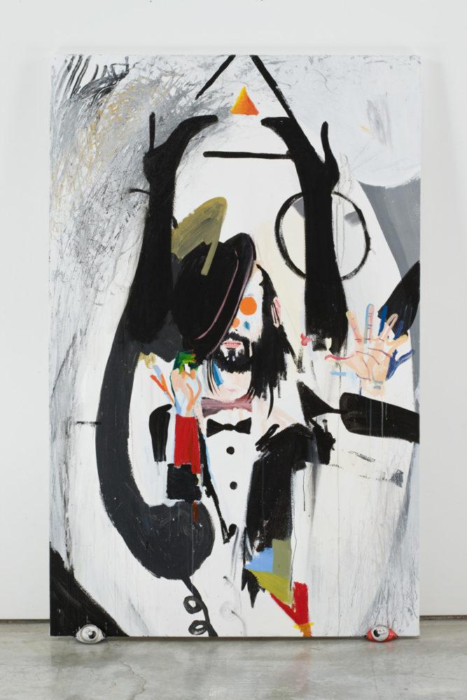 Spencer Sweeney,  Sans titre,  2009-2010