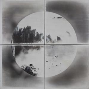Shao Wenhuan,  Crossroads No.2, 2016