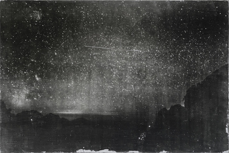 Shao Wenhuan,  Stardust Light in the Night Sky I , 2013