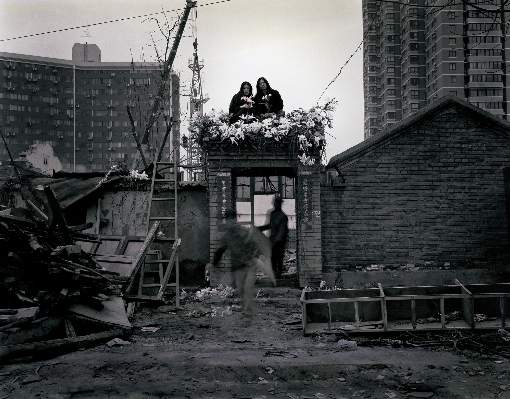 RongRong&Inri,  In Liulitun No.1 , Beijing, 2003