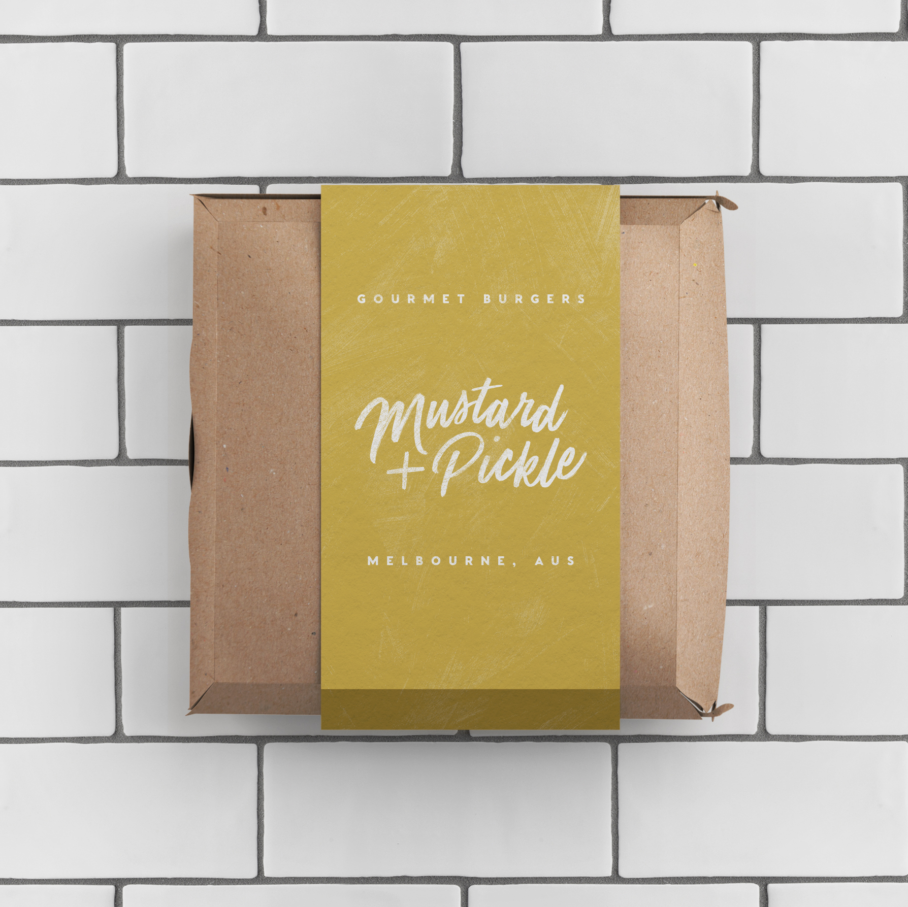 Mustard & Pickle | Logo and Packaging Design