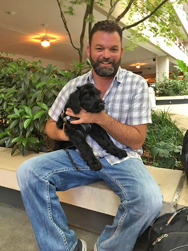 Baby Nadia (Guardian Bears Dancing With the Tsars) goes home with her happy new     daddy
