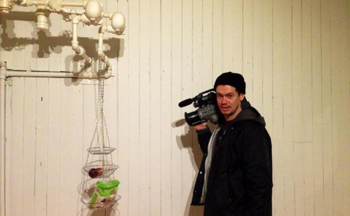 Project Vivant, Montreal, 2015. Photo: Sorcha Stott-Strzala