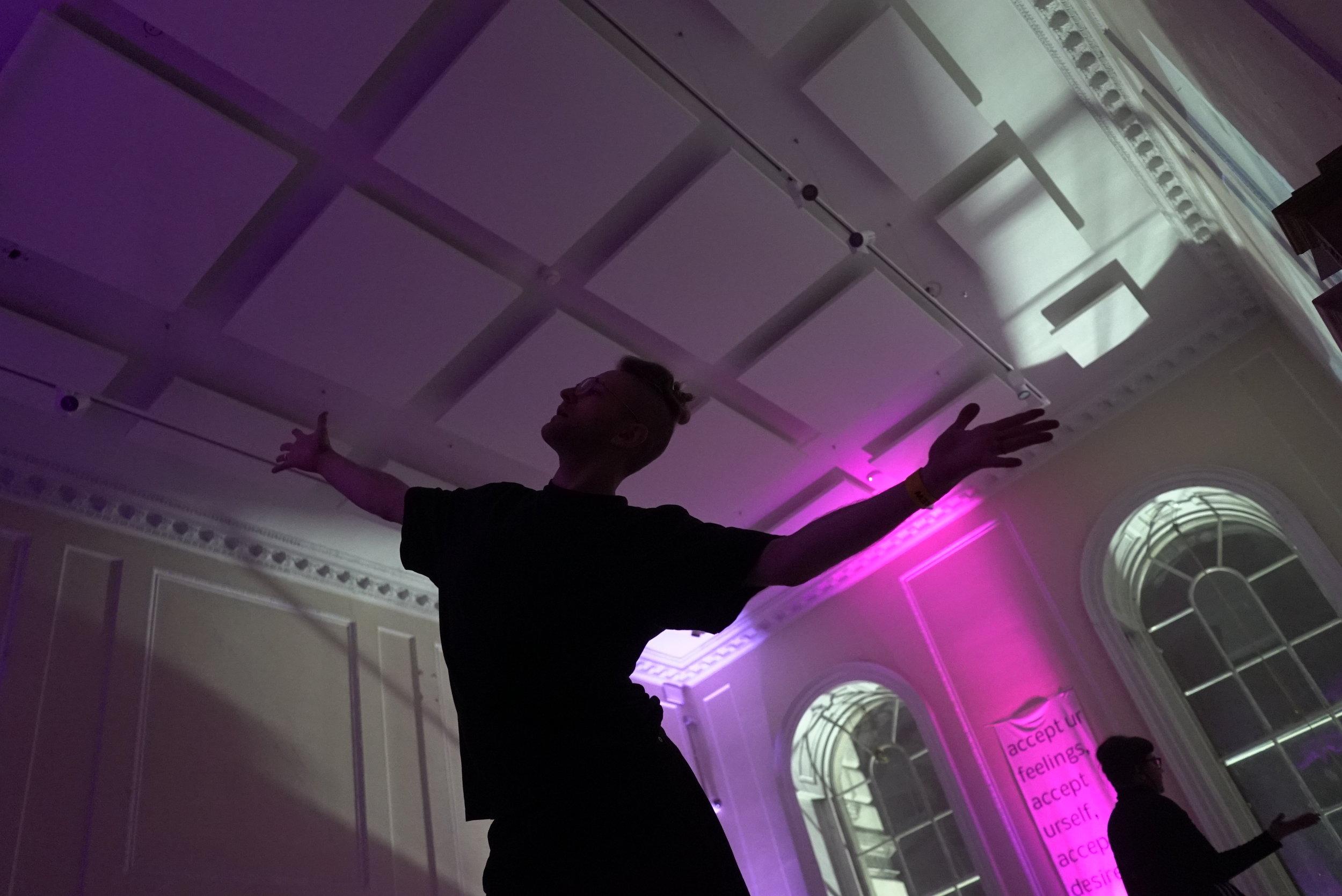 Inner U, Somerset House Studios, 2018. Photo:Anne Tetzlaff