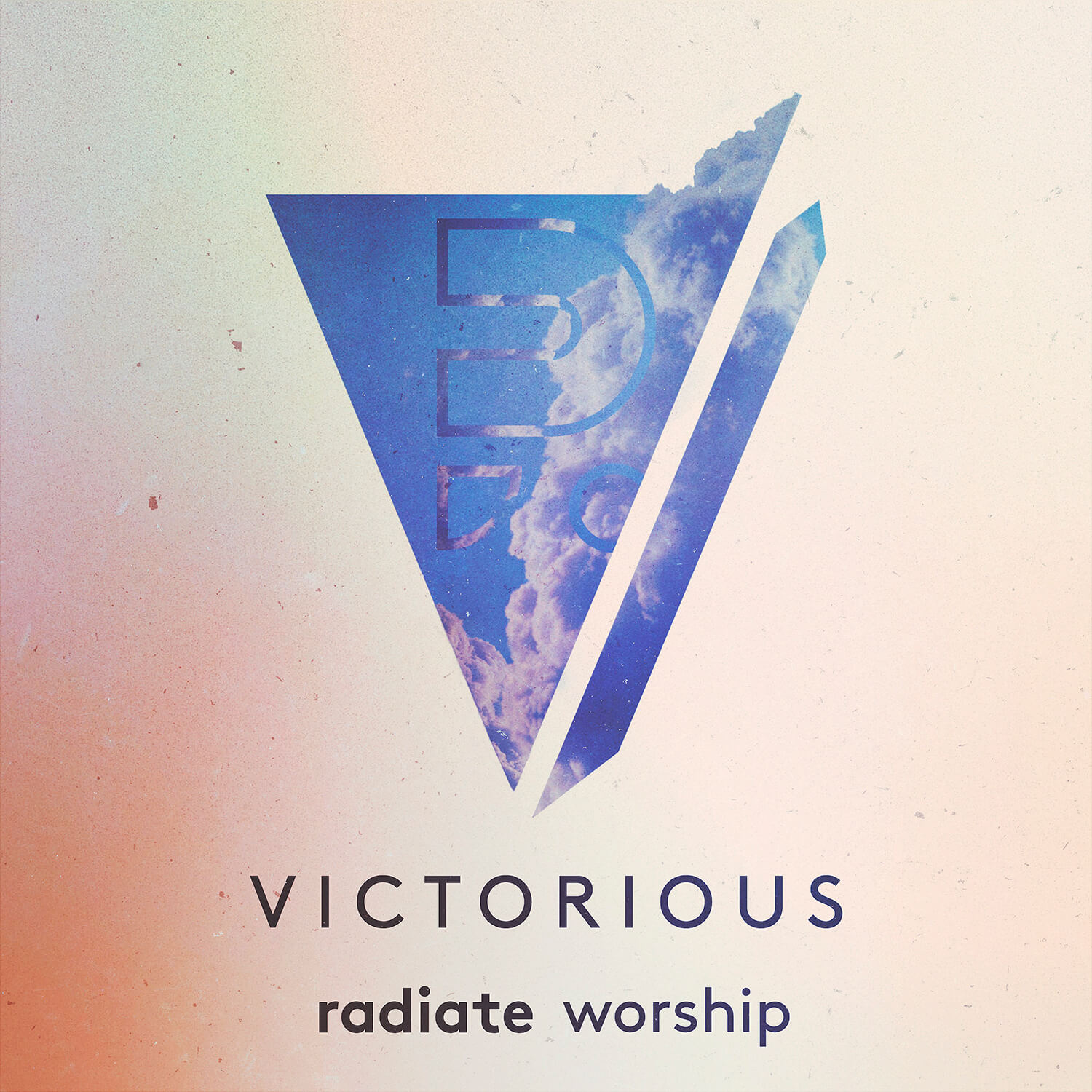 Victorious single by Radiate Worship