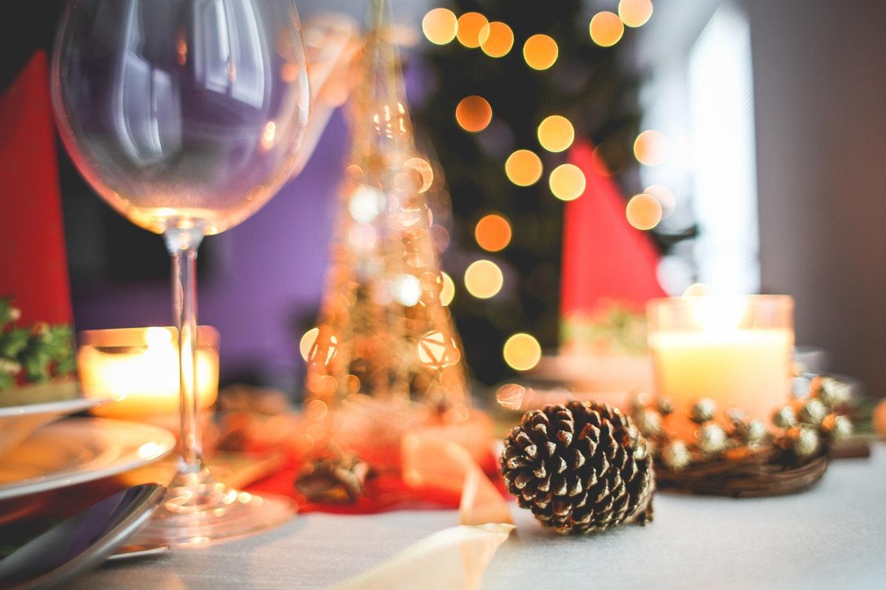 CHRISTMAS LUNCH MENU 2019 -