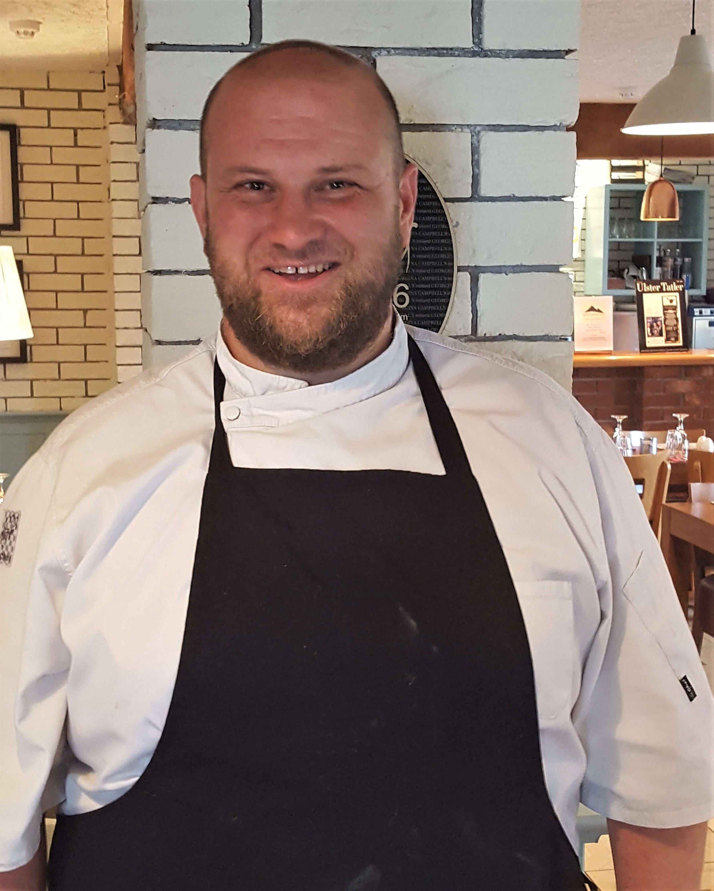 Les - Head Chef