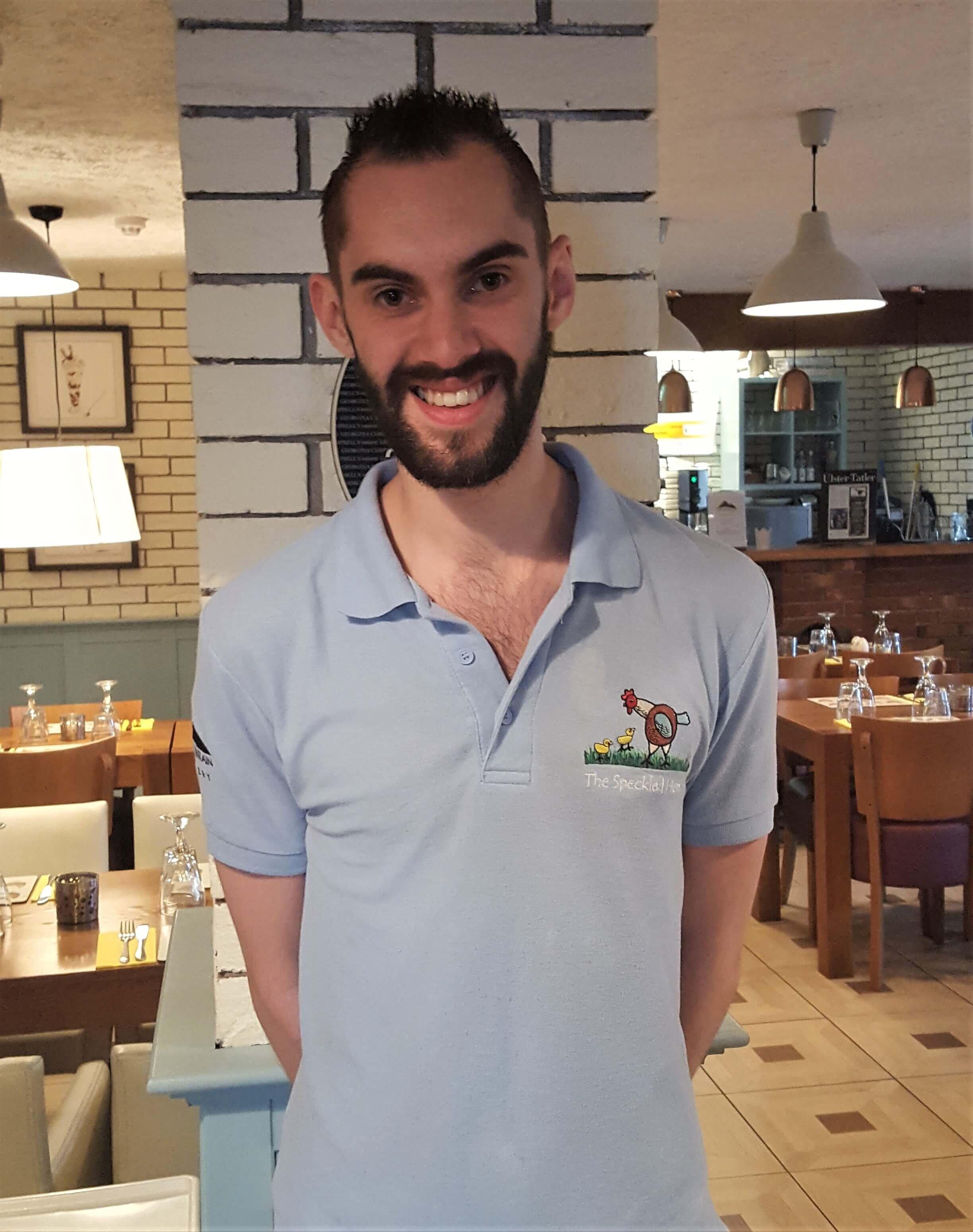 Adam - Senior Barman & Mixologist