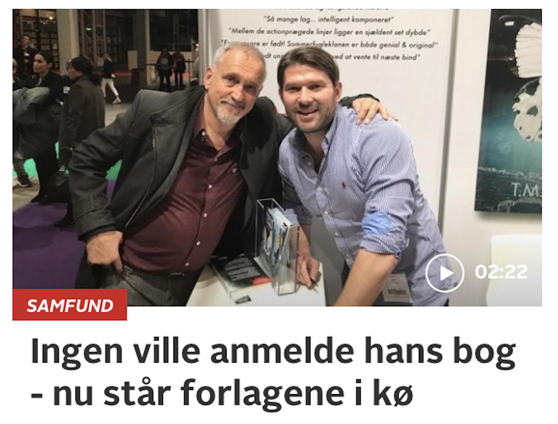 Nye tider - TV2.dk bragte artiklen d. 27.11.17, læs mere her