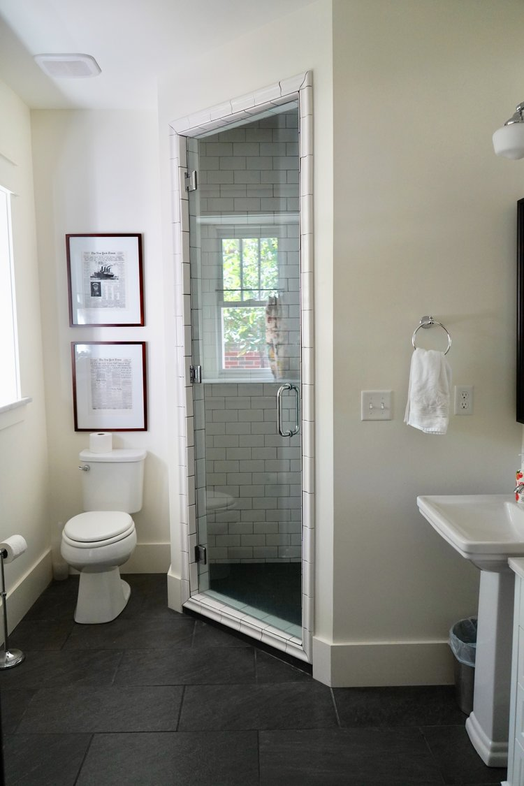 We're Giving Our Master Bath a Refresh a Year and a Half Later -