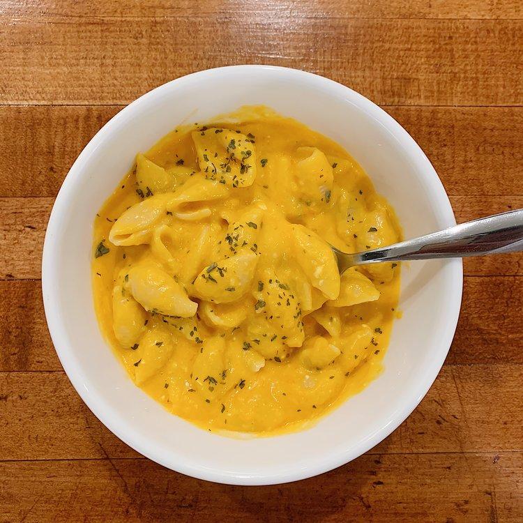 A Cozy Butternut Squash Mac and Cheese Recipe -