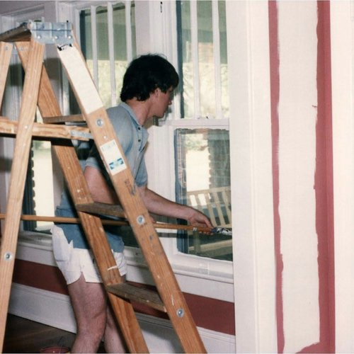 What Our House Looked Like in the 80s -