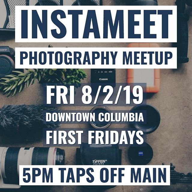 Another InstaMeet in #ColumbiaTN on Friday! Tag a friend below, don't forget your phone/camera.⁣ ⁣ When: Friday, August 2nd at 5:00PM⁣ Where: @tapsoffmain - 100 W 7th St, Columbia, TN 38401 Why: Connect local Instagrammers.⁣ Hashtag: #OnlyTennISee ⁣ Host: @rossjaynes