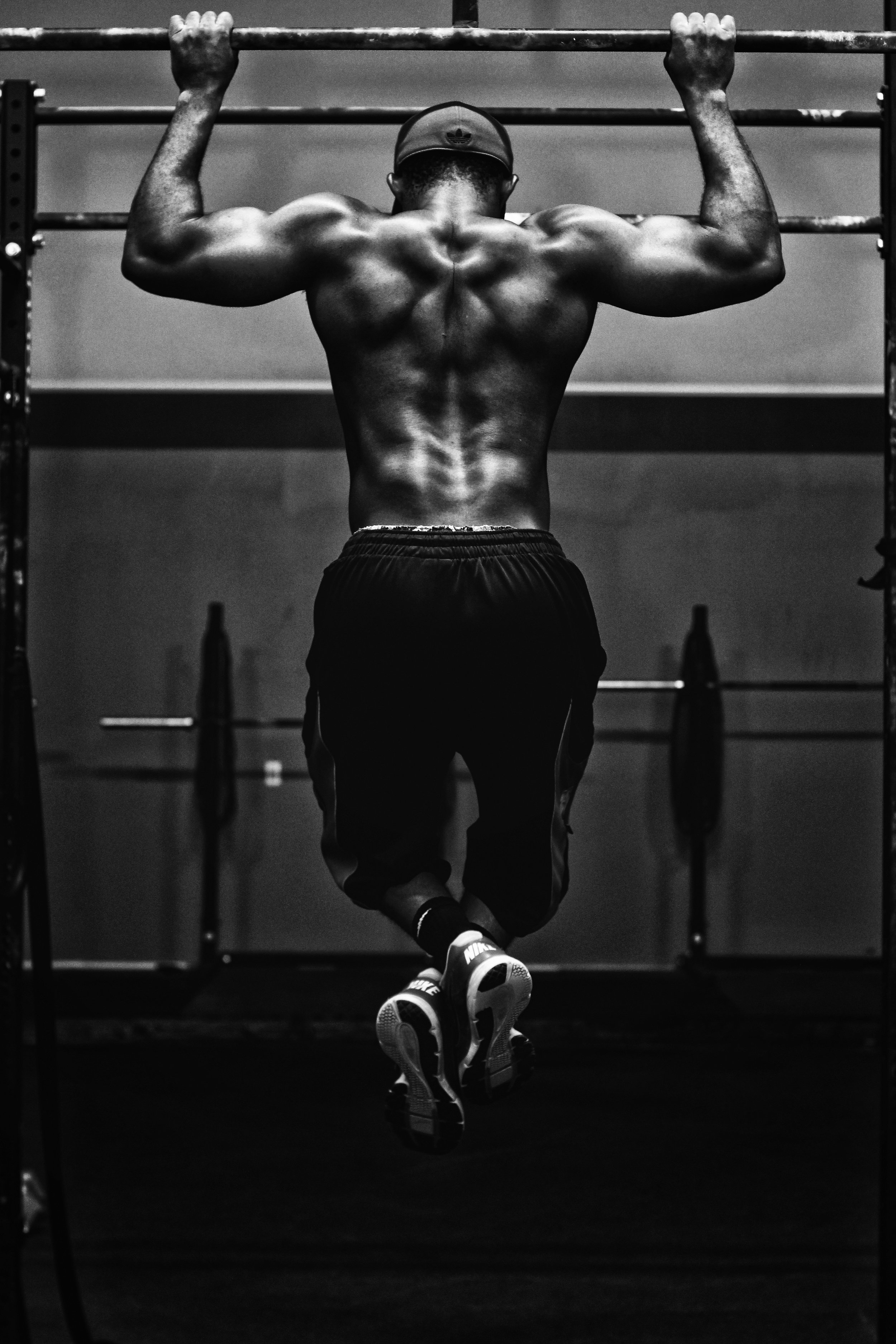 How to max pull-ups by Benjamin Steele