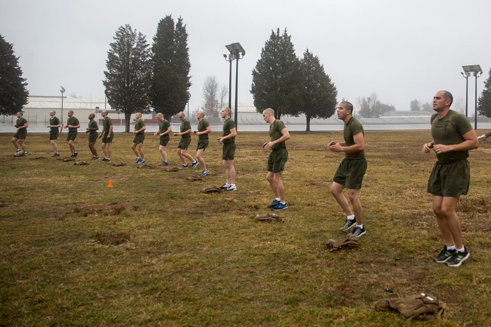 How to prepare for OSC Marine Corps by Benjamin Steele