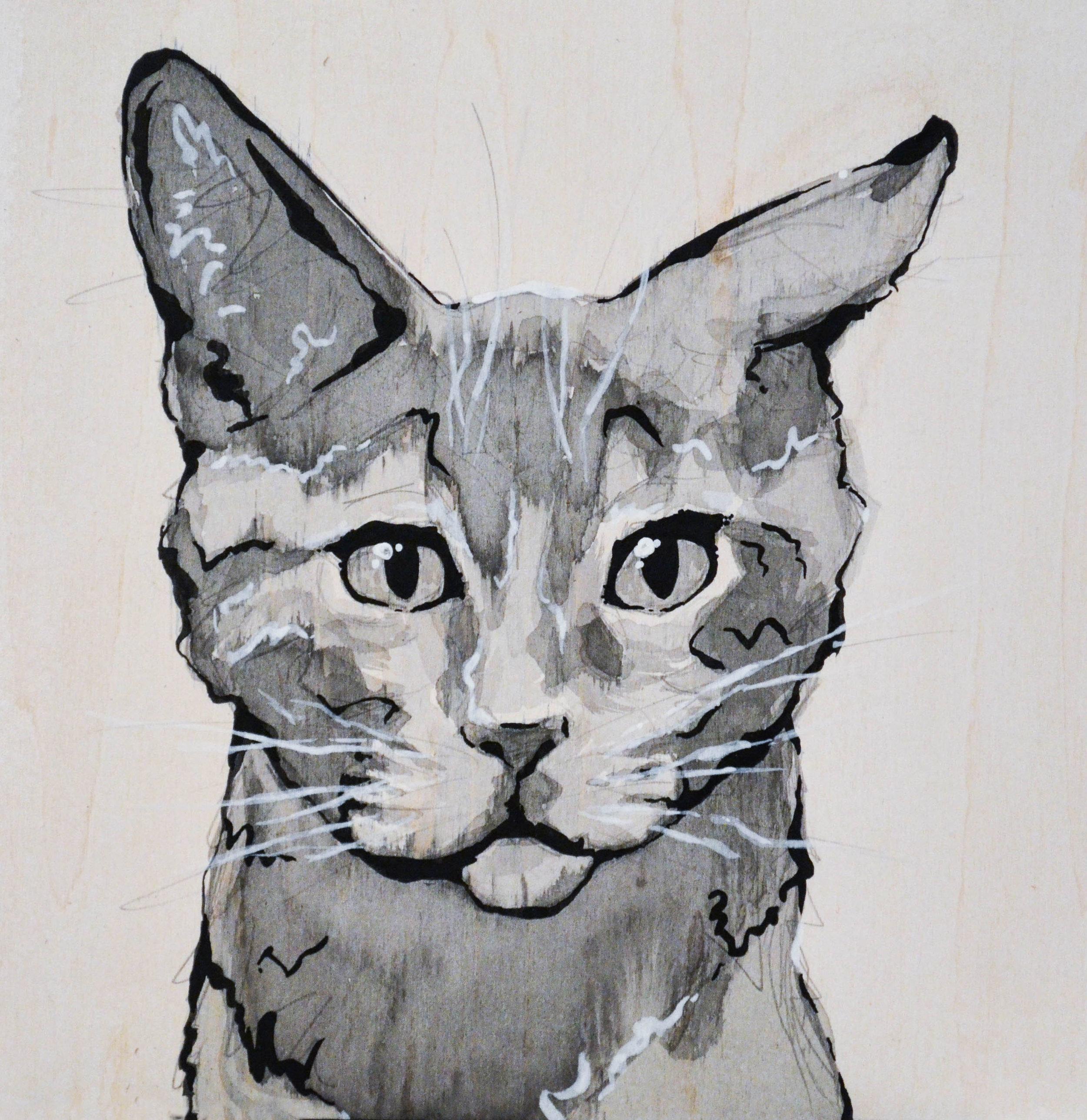 """""""Inky Cat"""""""