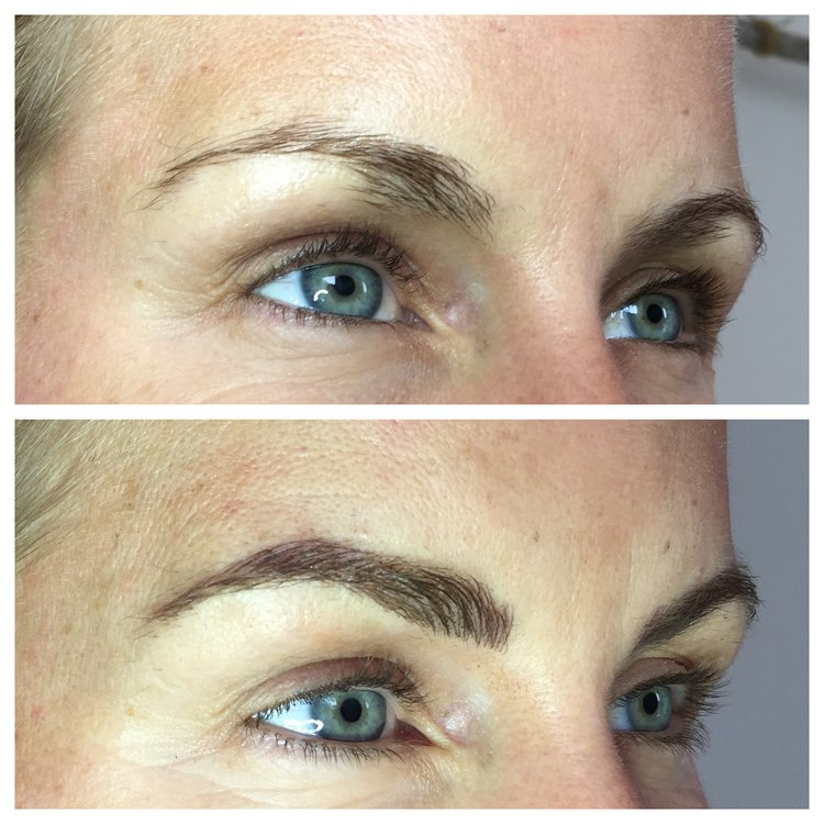 microblading, before and after microblading, microbladed brows, new york brows, eyebrow tattoo, tattoo eyebrows, permanate makeup, semi permanate makeup.jpg