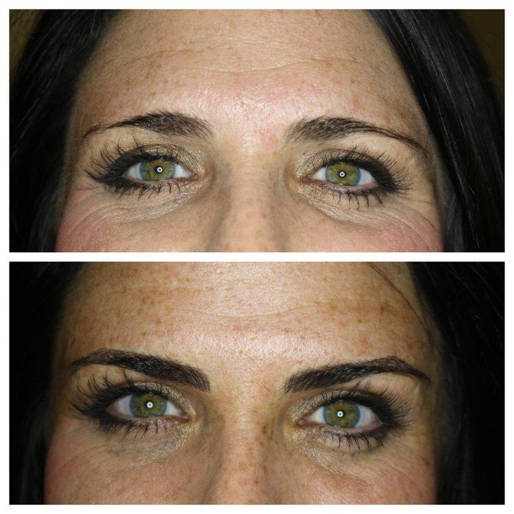 Microblading Amy Kendall Водонепроницаемый microblading tattoo eyebrow ink pen карандаш для макияжа бровей. microblading amy kendall