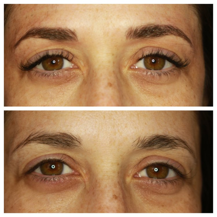 microblading, permanent makeup, semi-permanent makeup, before and after microblading, microbladed brows, new york brows, eyebrow tattoo, tattoo eyebrows.jpg