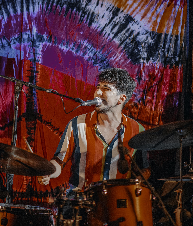 right brain drummer