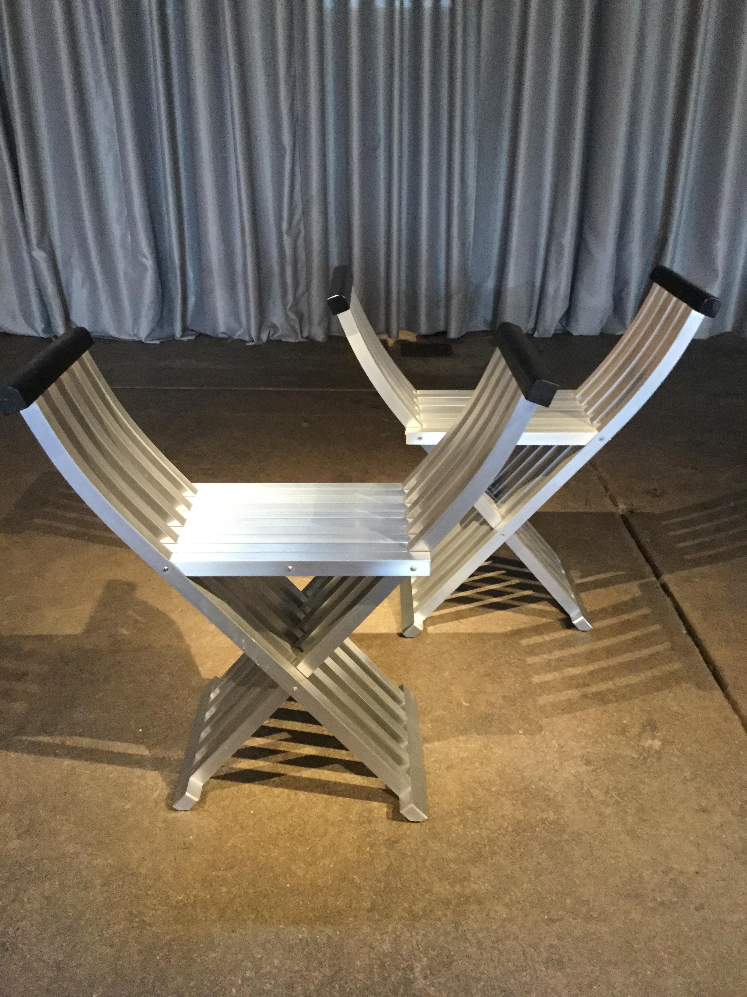 Vessel Folding Bench $3,000.00 ea.