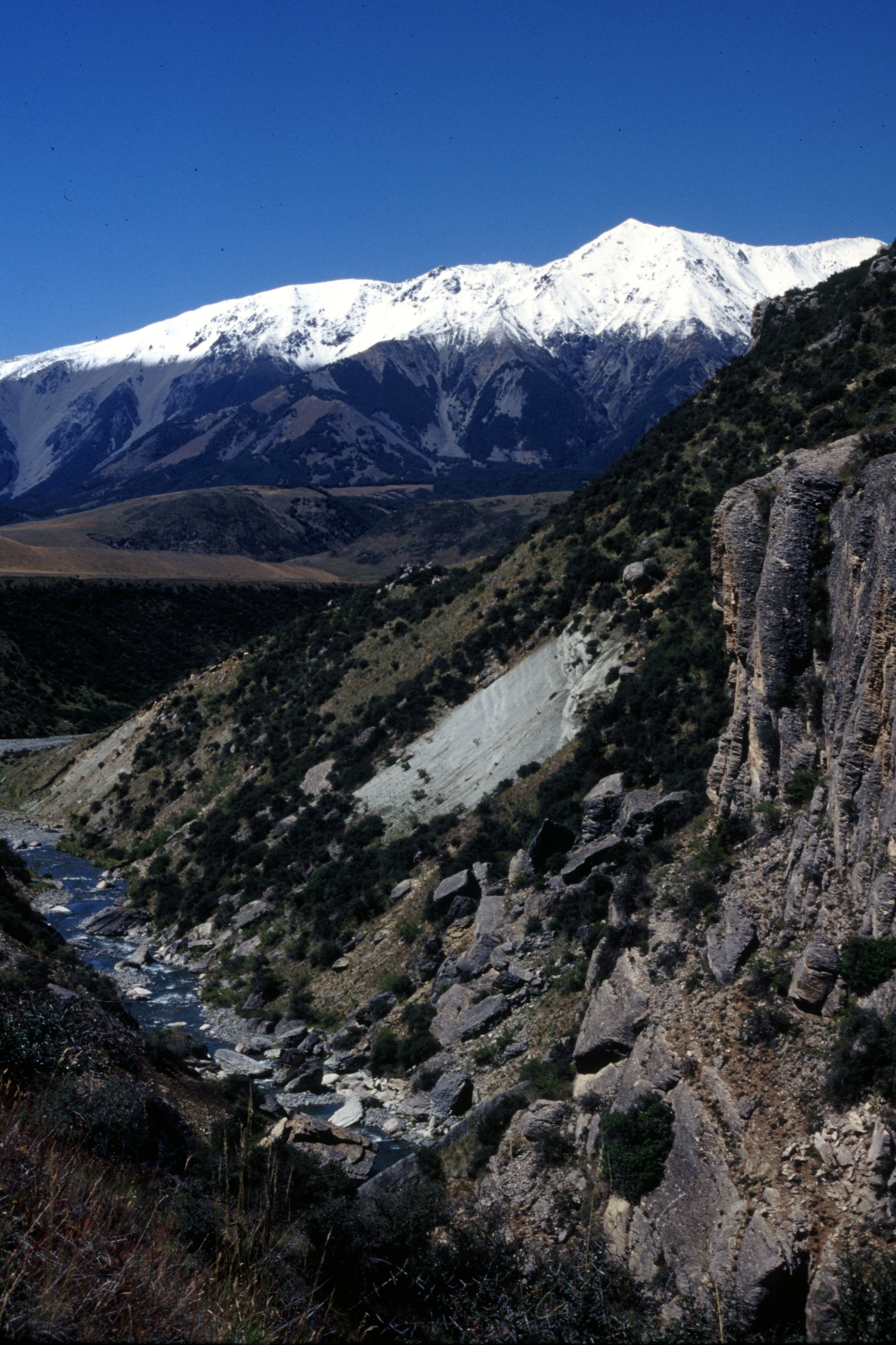 Castle Hill Basin, Arthur's Pass.