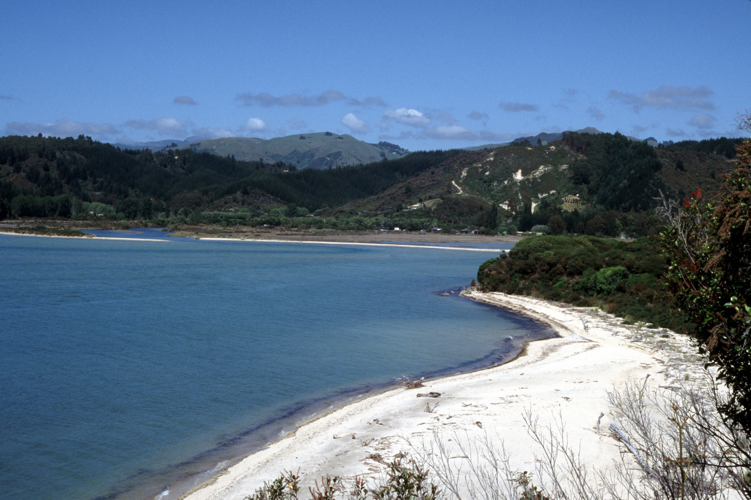 Abel Tasman Track, South Island.