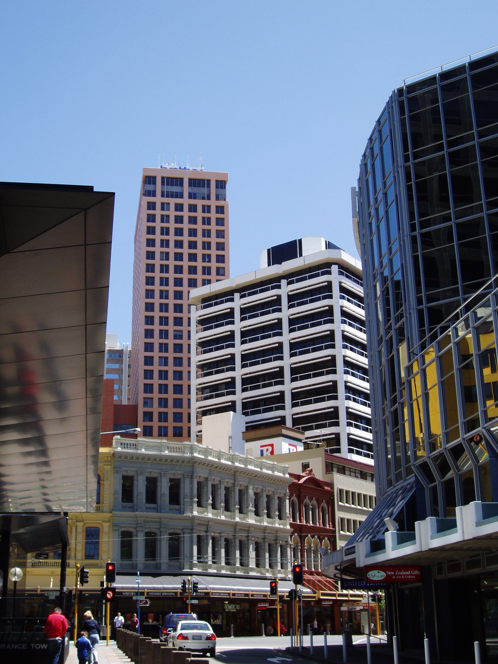 Downtown Wellington