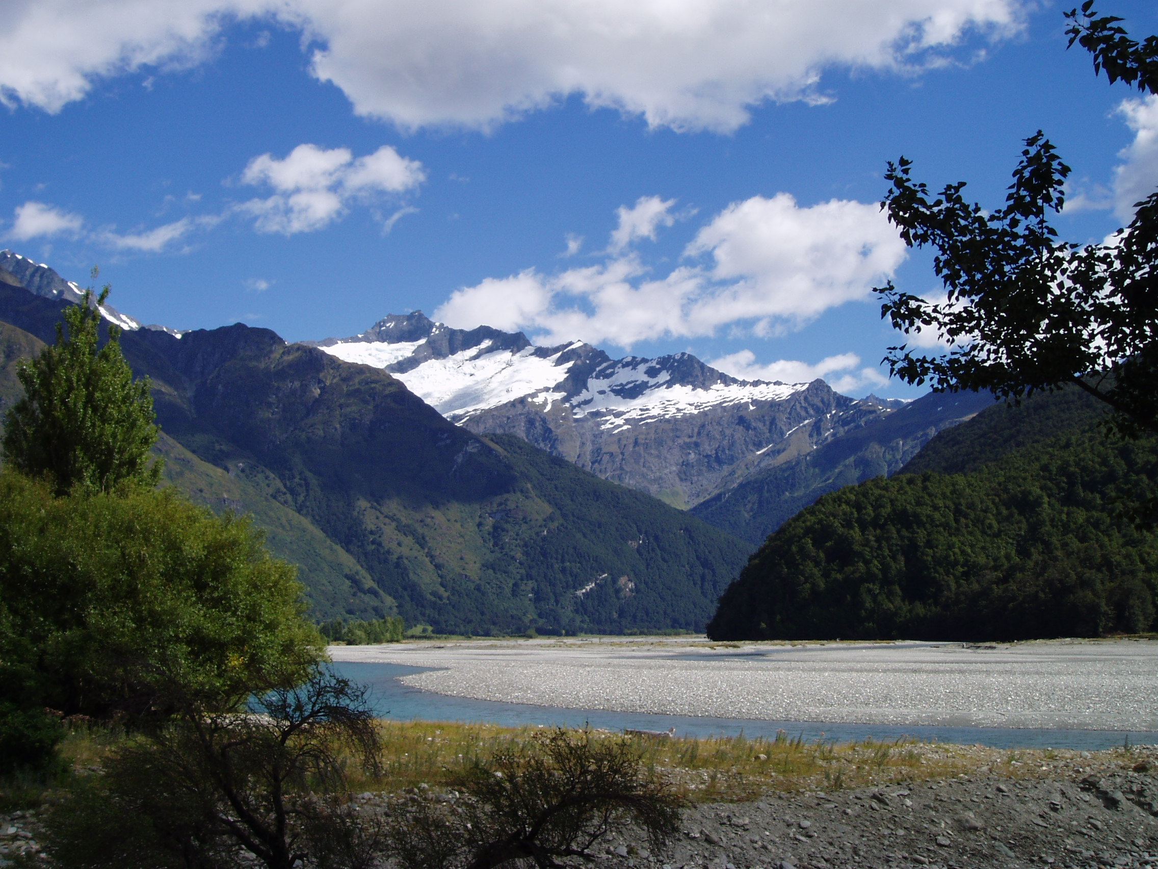 Mount Aspiring National Park.