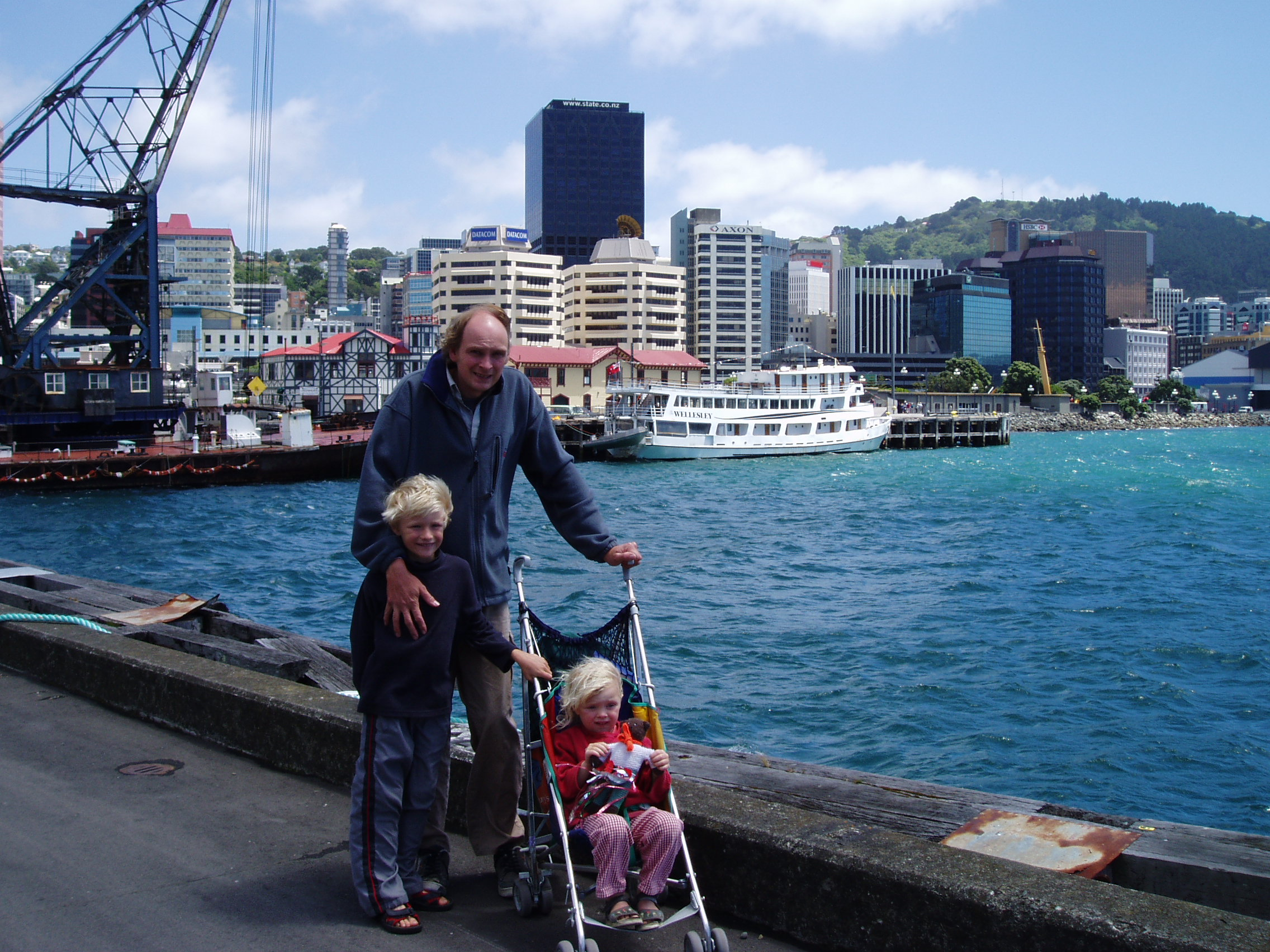 Windy Wellington 2003