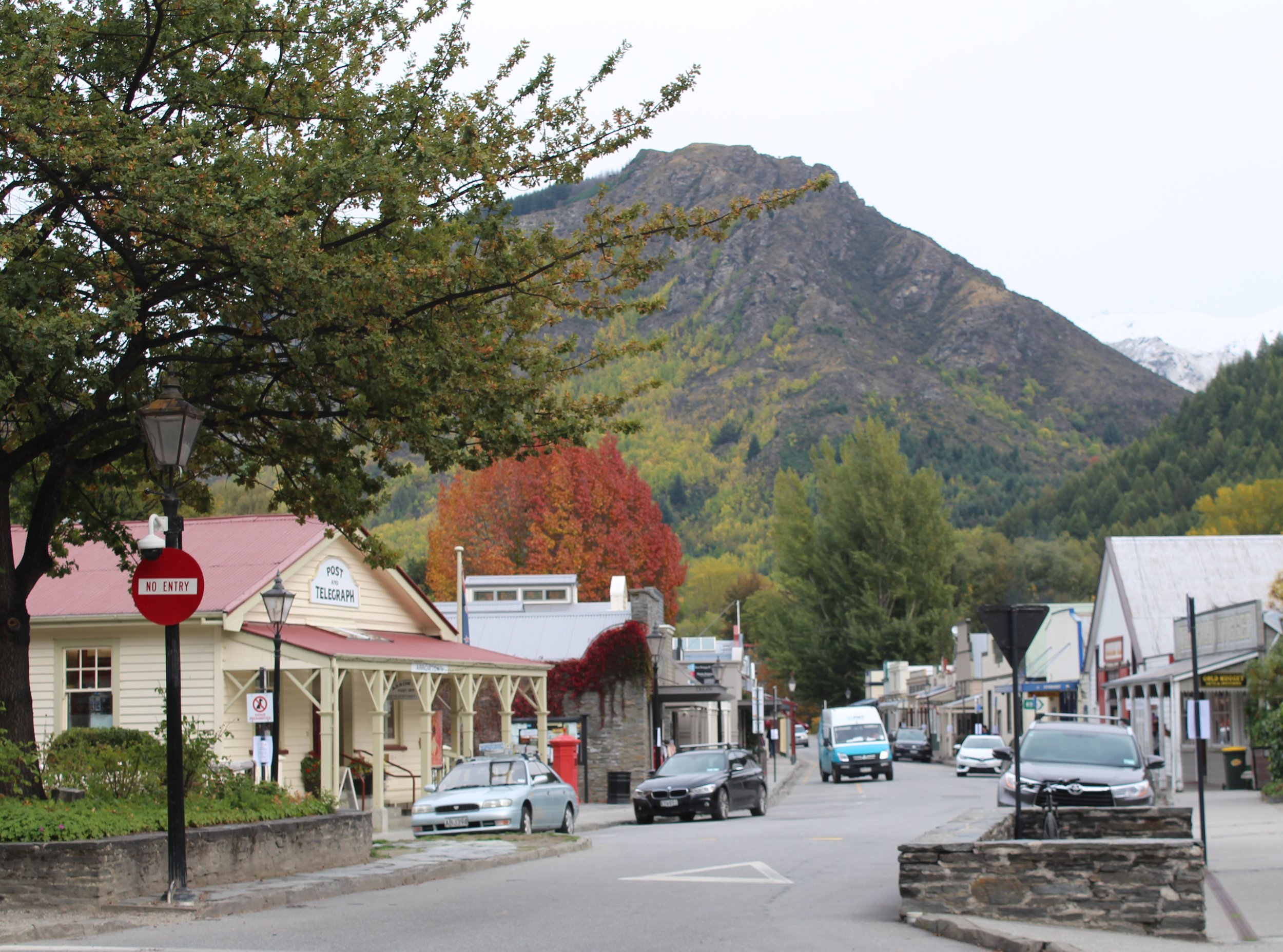 Arrowtown Street with Cars.jpg