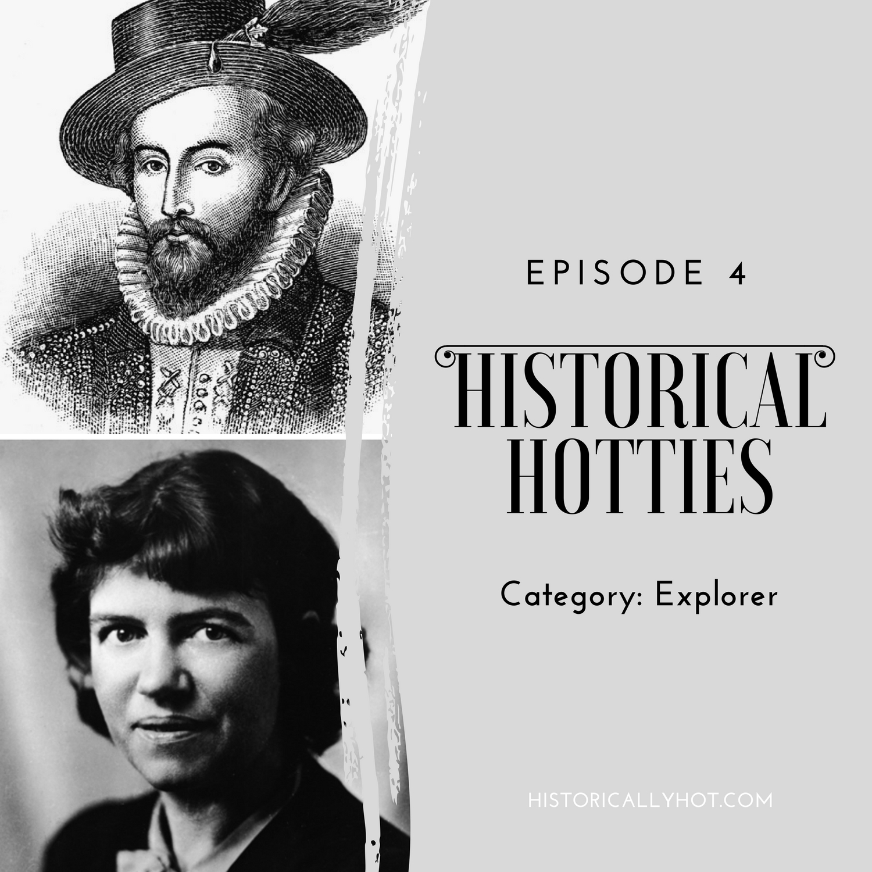 Historical Hotties Explorer