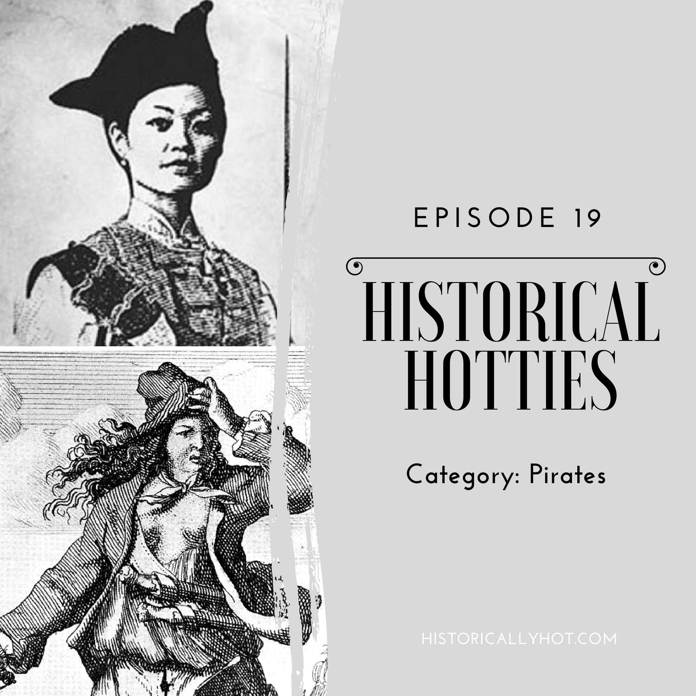 historical hotties pirates