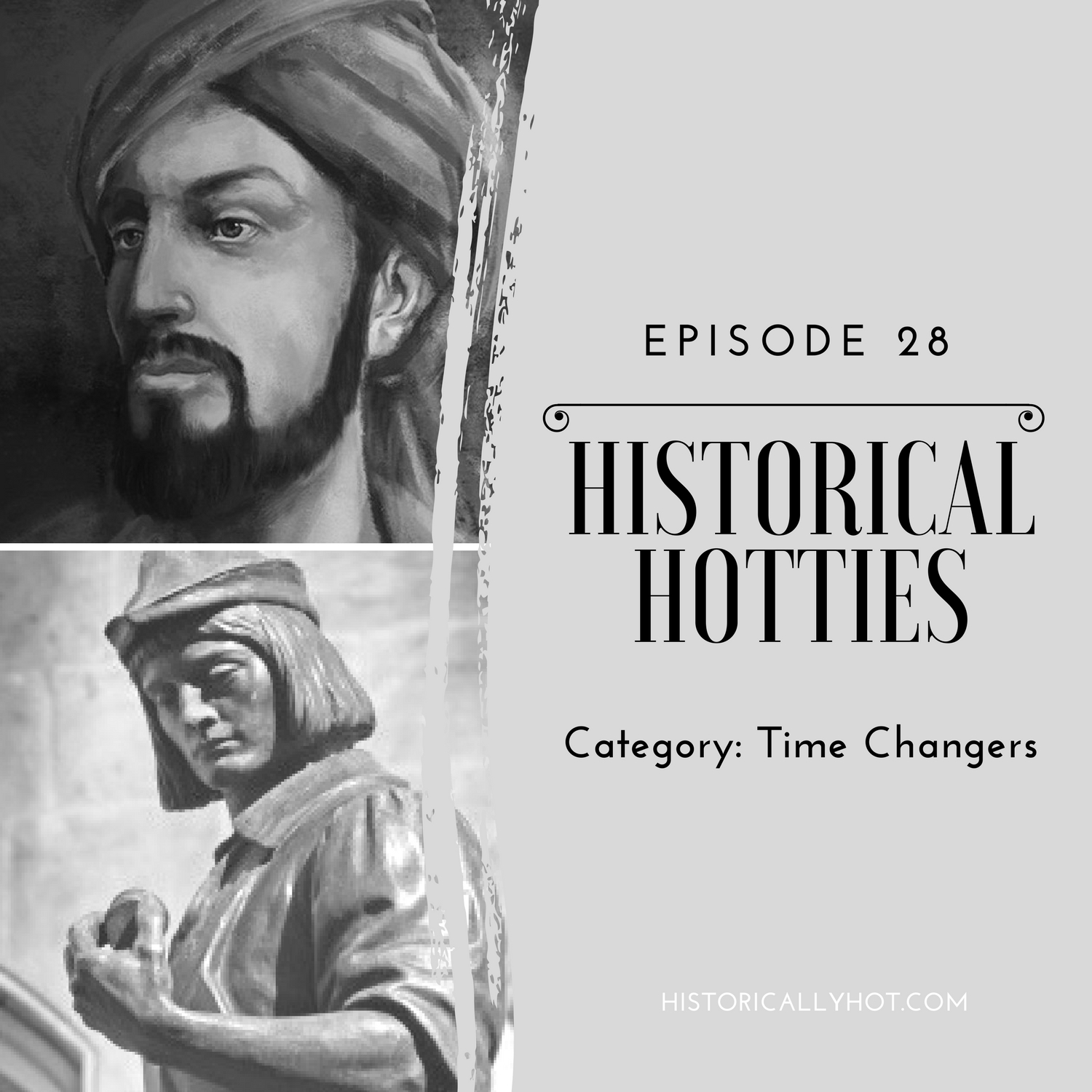 Historical Hotties Time
