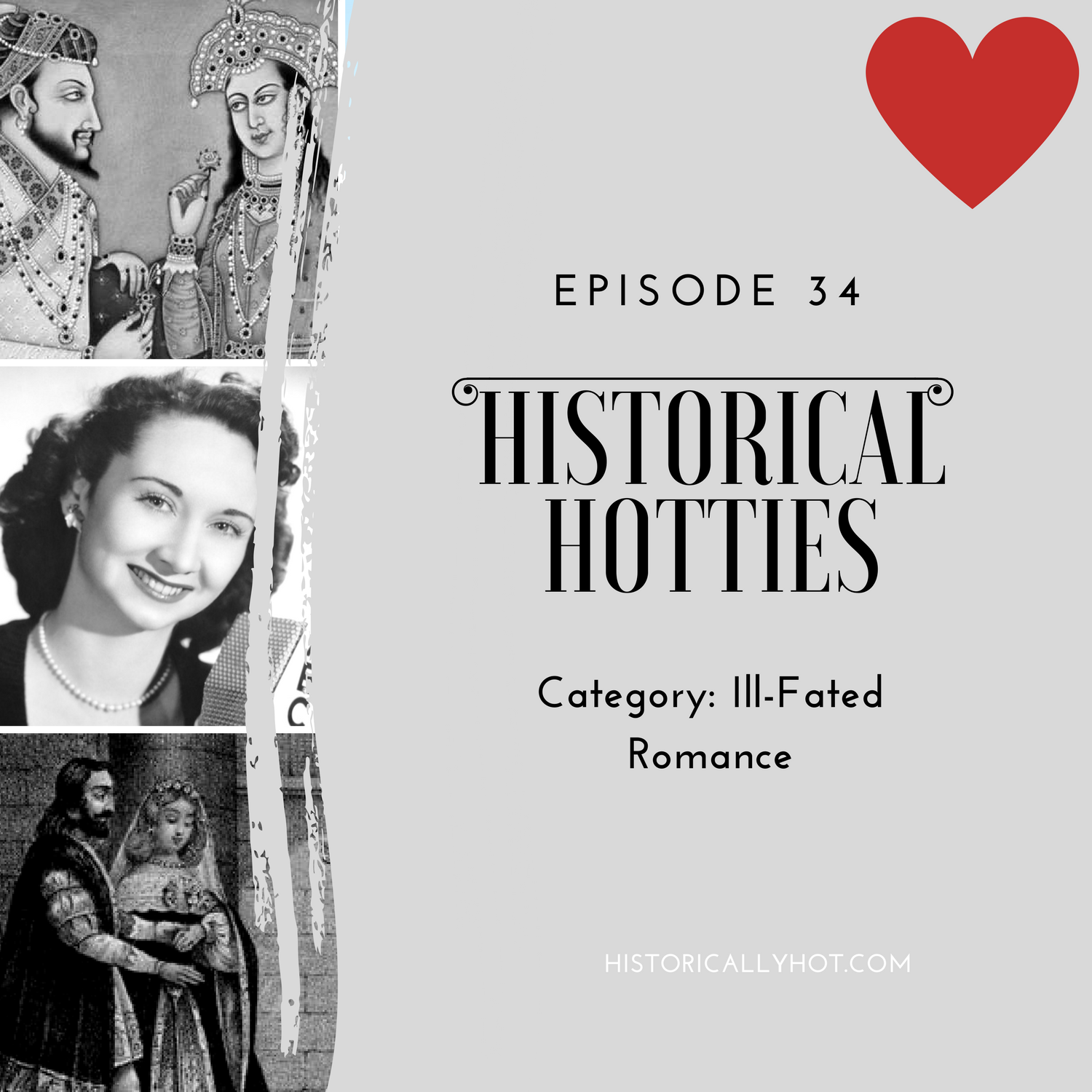 historical hotties romance
