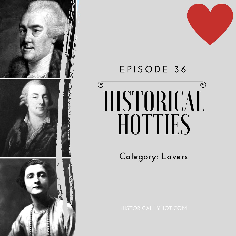 historical hotties lovers