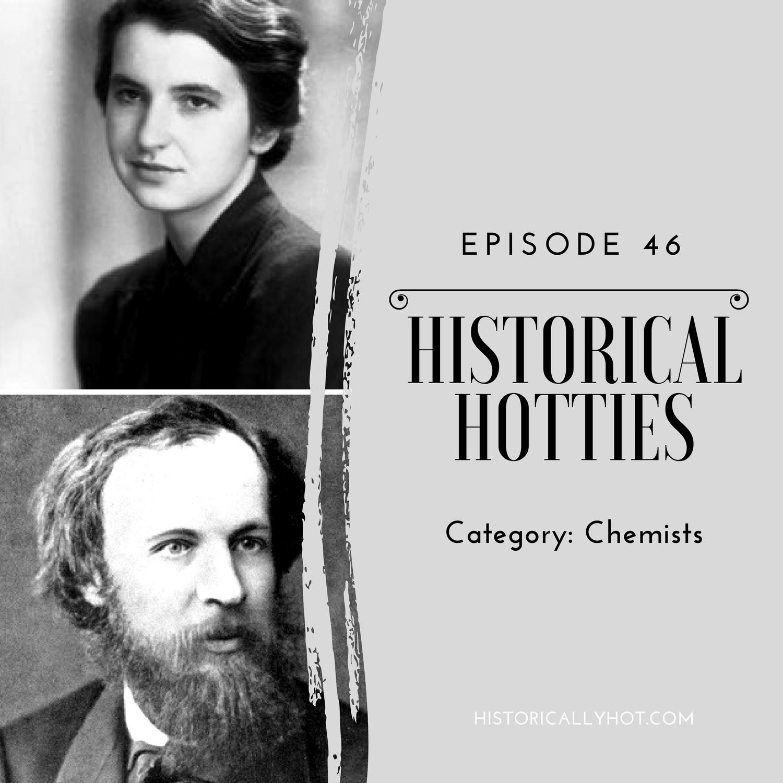 historical hotties chemists