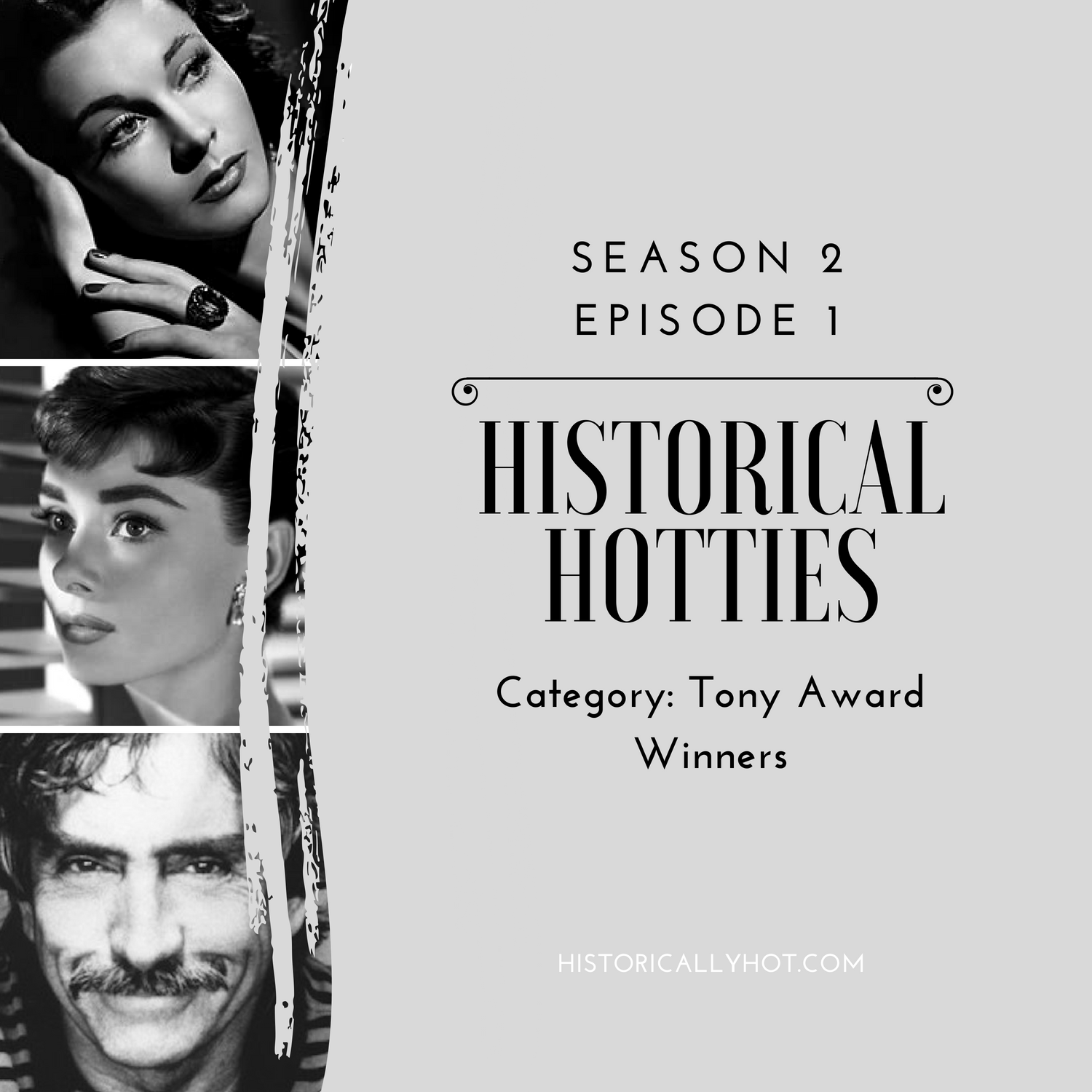 historical hotties tony